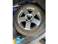 Tyre for a Ford Fusion Car 195/60 R15 88H