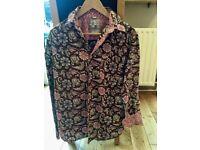 Mens Vintage style shirts x 6 by Joe Brown
