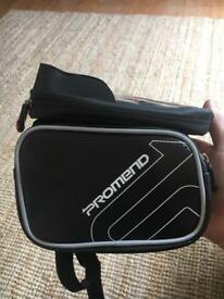 Promend Bike Bag with iPhone/Android case