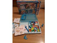 Aqua beads set. Age 4+