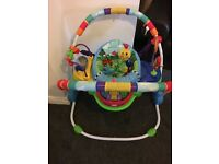 Baby Einstein activity toy (like a jumperoo)