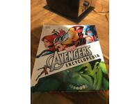 DK Marvel Avengers Encyclopedia