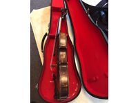 Very old violin full size for sale