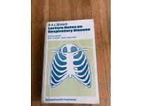 Medical Respiratory Textbook