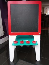 Double Sided Wooden Easel - Bring out your little one's inner artist