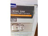 Kitchen Sink Top- Brand New