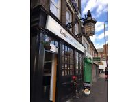 Cafe/A3 and Launderette to Let