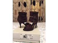 NEXT Brown Chocolate Heels