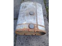 Ferguson Vintage tractor fuel tank