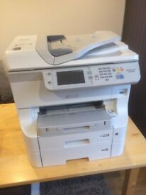 Epson WF-8510 all-in-one printer