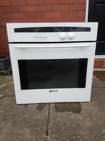 Neff intergrated electric oven