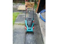 Bosch Electric Lawn Mover Very good condition