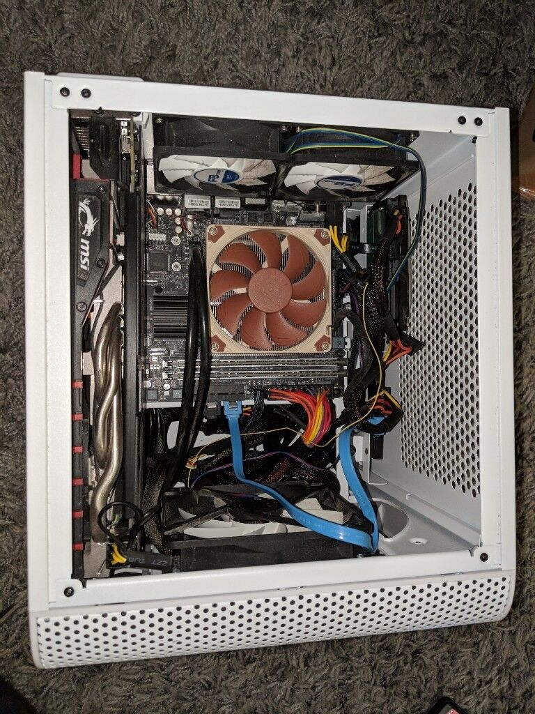 Hackintosh Mac OS/Windows Design/Gaming PC - i7 6700, MSI GTX 960, Crucial  Ballistix Sport 2x8GB | in Shirley, West Midlands | Gumtree