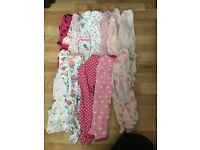 Baby girl 0-3 clothes