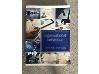Organizational Behaviour by Daniel King and Scott Lawley