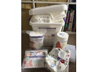 Bambino Mio Miosoft Two-Piece Premium Birth to Potty Pack