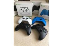 Microsoft Xbox One Wireless Controllers