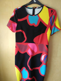 ### REDUCED, Brand new with tags SAINSBURYS dress size 14, £5.00