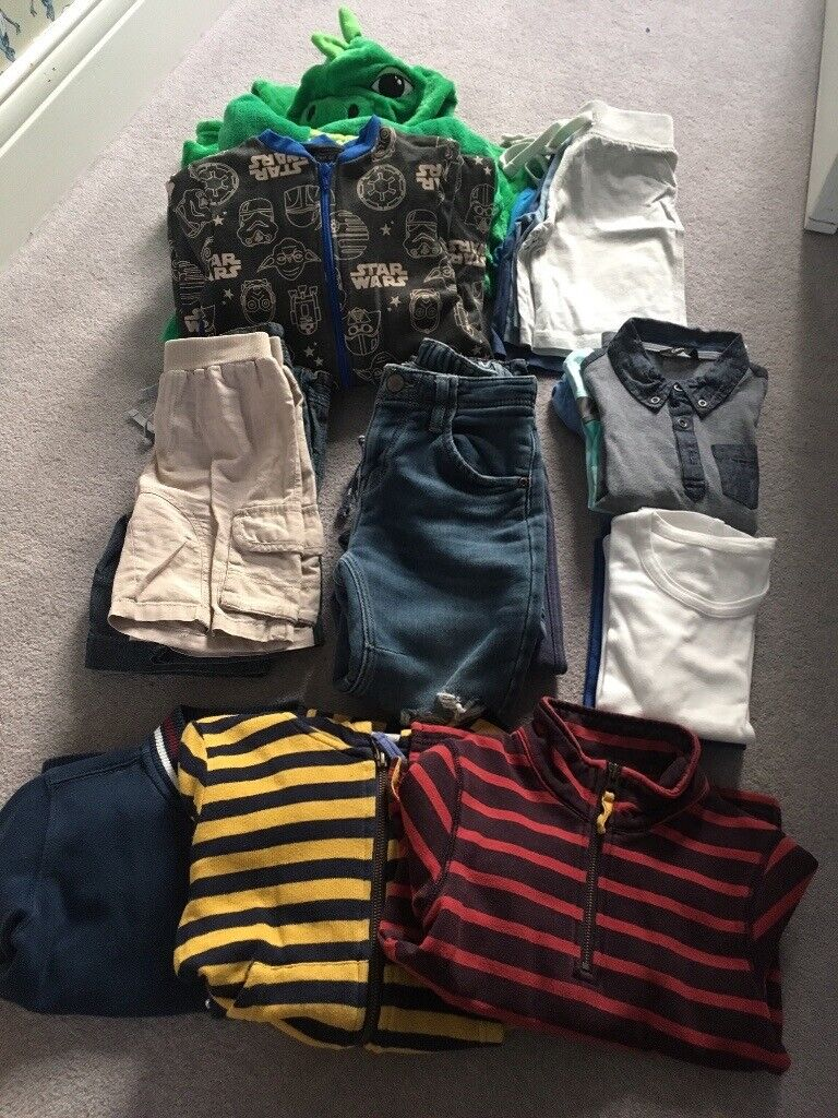 4c3fda9a1d Boys Clothes Bundle - age 3-4 | in Whitley Bay, Tyne and Wear | Gumtree