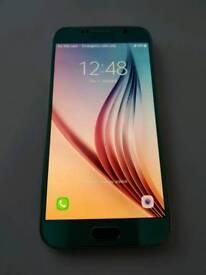 Samsung galaxy s6 on ee network.