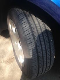 WOW! LOVELY set of 4 car Tyres for sale of PEUGEOT 307