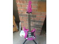 Girls Electric guitar in good condition