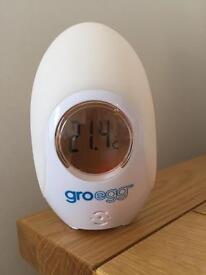Gro Egg Digital Room Thermometer