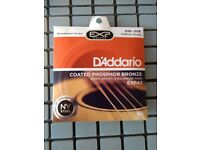 D'Addario Coated Resophonic Guitar Strings
