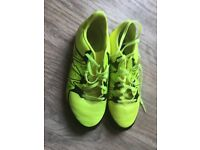 Boys trainers Astro shoes size 4