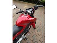 Honda CB125F Excellent Condition, full service history.