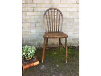 GENUINE VINTAGE ERCOL CHAIR WITH STAMP