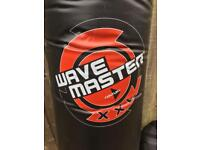 Century wave master tall punch bag