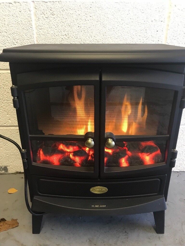 Dimplex Electric Fire With Coal Effect Fire In Bulwell Nottinghamshire