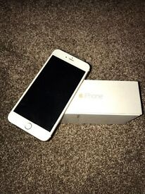 Apple iPhone 6 Plus (16gb) Gold on 02 Perfect Christmas Present!