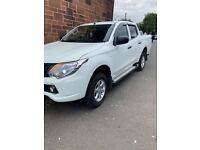 Mitsubishi, L200, Pick Up, 2016 66 plate NO VAT
