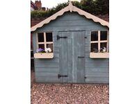 Kids playhouse/ shed