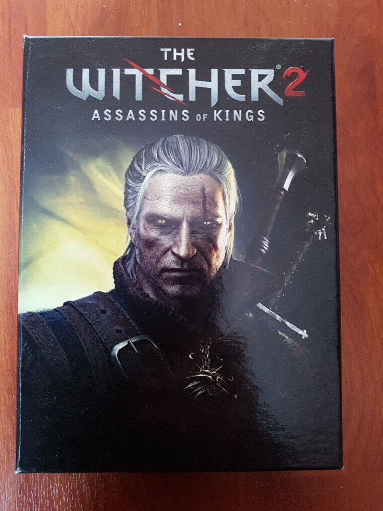 The Witcher 2- Assassins og Kings - Premium Edition- PC Game