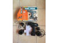 Black & Decker KC96 9.6V Drill