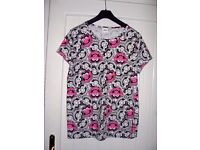 Ladies The Muppets Animal T-Shirt, Size 16