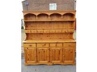 Stunning, Large, Solid Pine Dresser