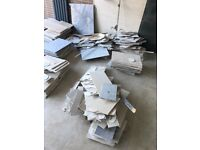 CERMIC TILES - USED FOR DISPLAY ONLY - FREE - COLLECT NOW