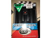 Brand New: R&G Heated Grips