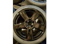 "Alloys wheels 18"" rs line audi vw"