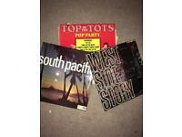 Themed vinyls
