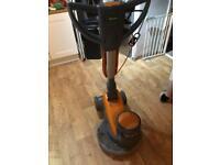 Taski floor scrubber / polisher / buffer