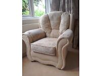 Free armchair. Good condition and clean.