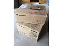 Pioneer 5.1 Speaker Package H-HS100 (new sealed)