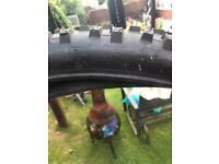 26 inch bike tyre