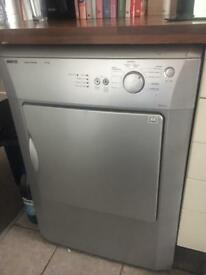 Beko 6kg tumble dryer - faulty