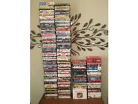 235 DVD's For Sale